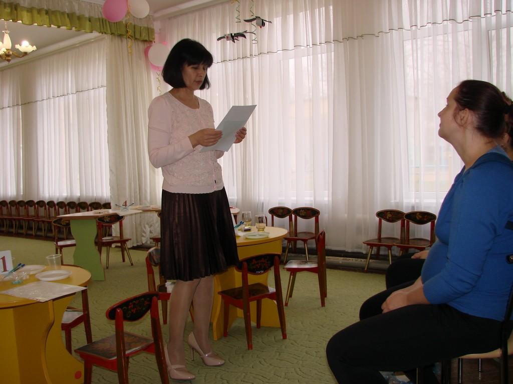 Мастер класс старшего воспитателя для воспитателей доу